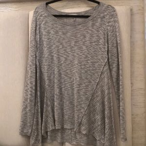altered state gray sweater